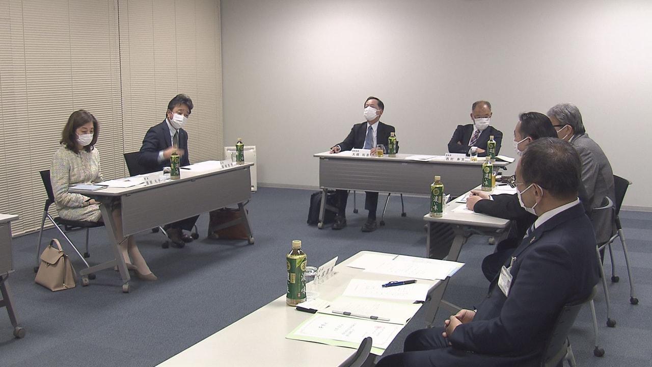 放送法に基づく岐阜放送の番組審議会が開かれ、3月に放送されたテレビ番組について意...