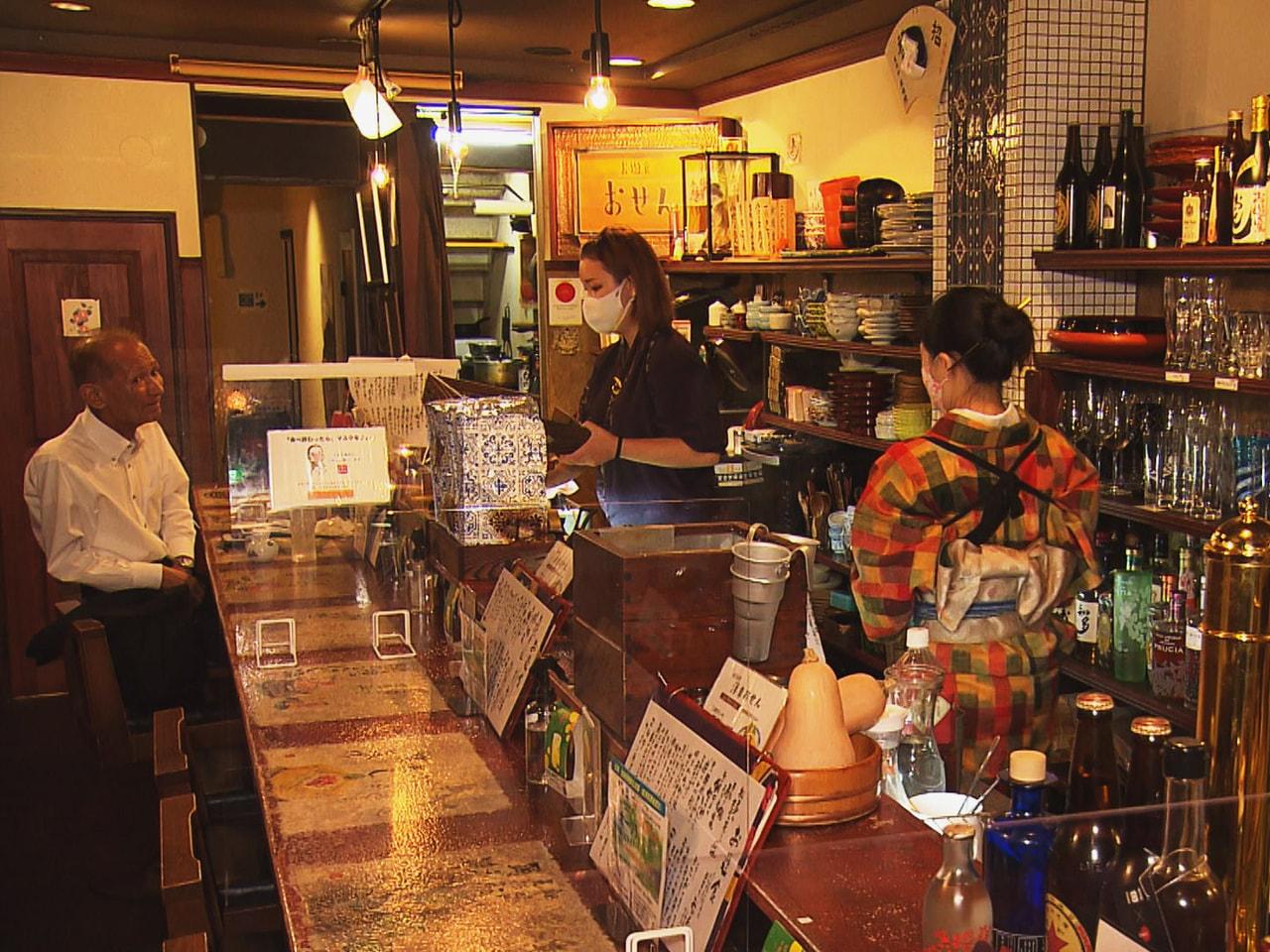 県内の飲食店では、1日からおよそ1か月ぶりに酒類の提供ができるようになりました。...