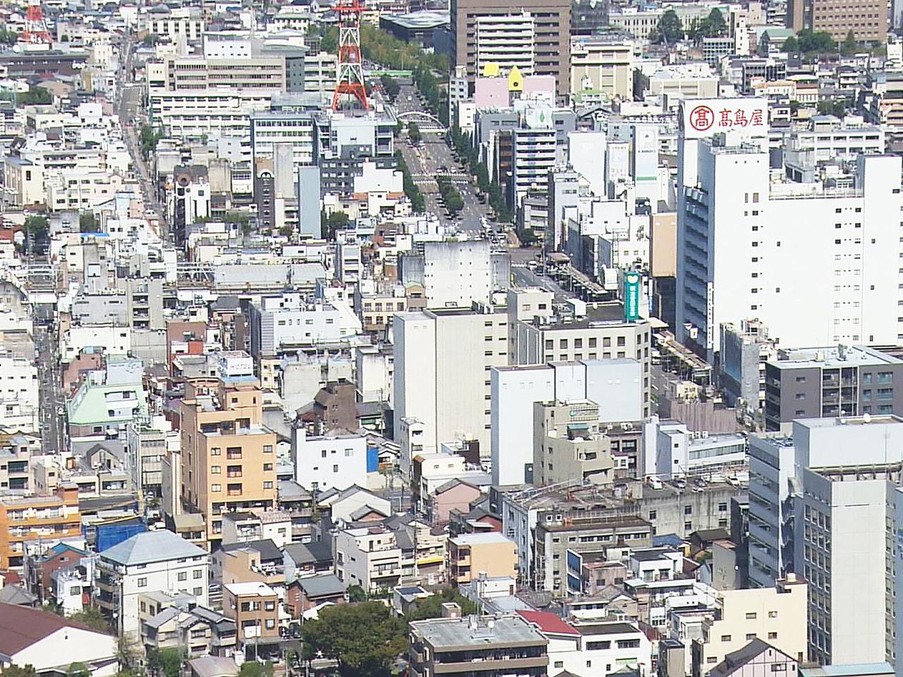 岐阜財務事務所が発表した「法人企業景気予測調査」で、ことし1月から今月にかけての...