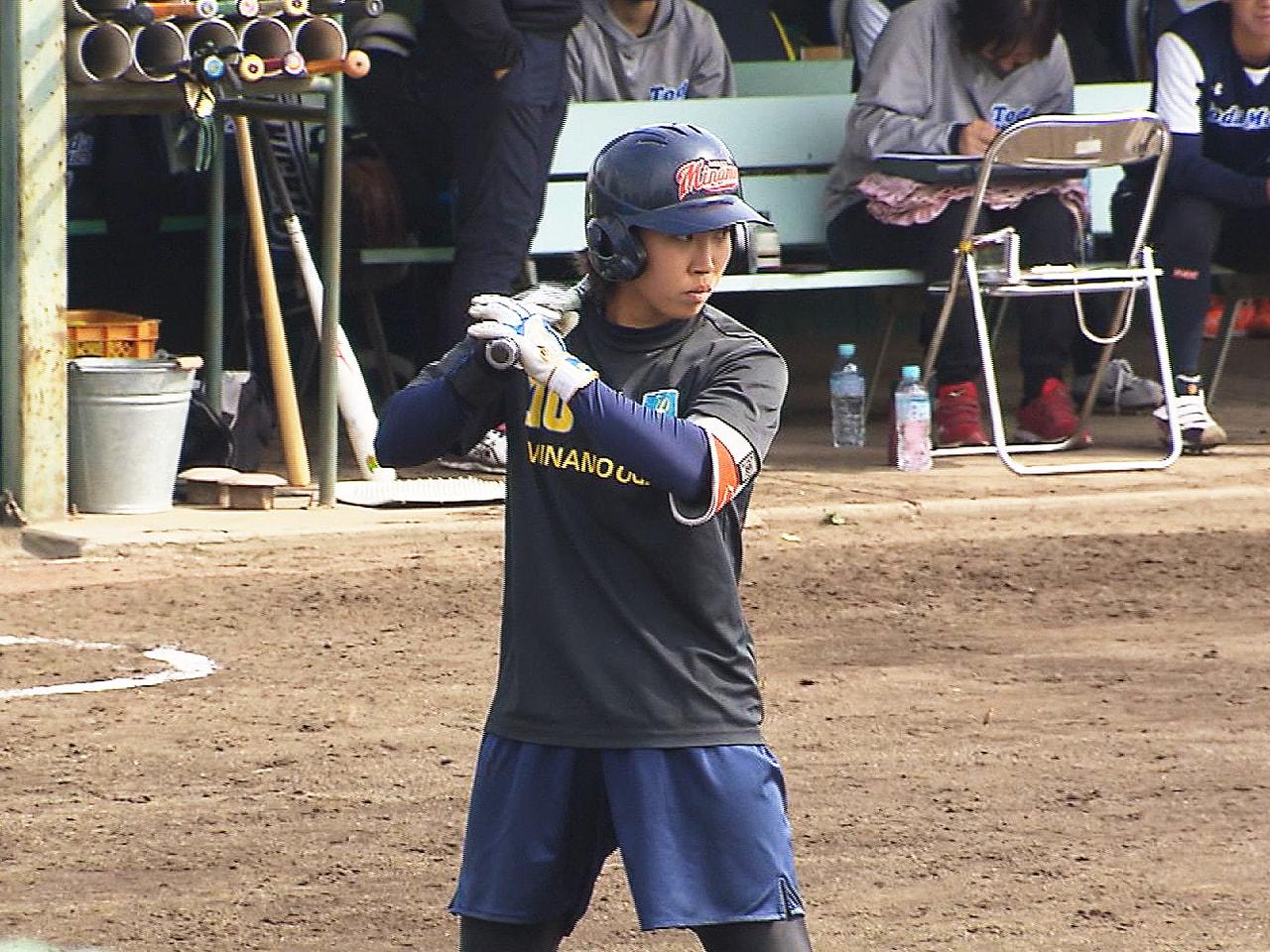 今季、日本女子ソフトボールリーグ1部で戦う大垣ミナモは、4月のシーズン開幕を前に...