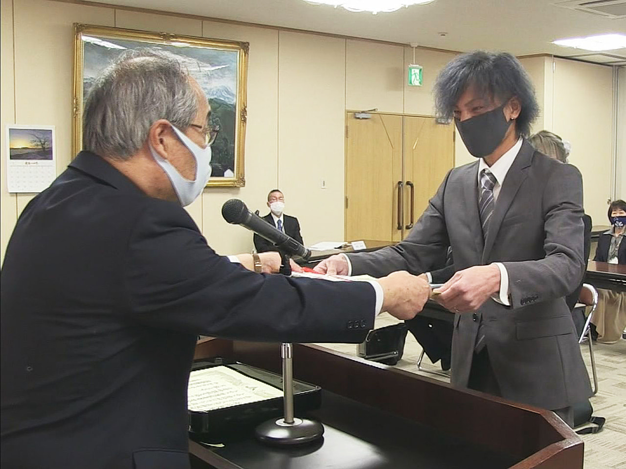 JAひだが岐阜県飛騨市で、県や地元自治体とともにトマト生産の担い手を育成している...