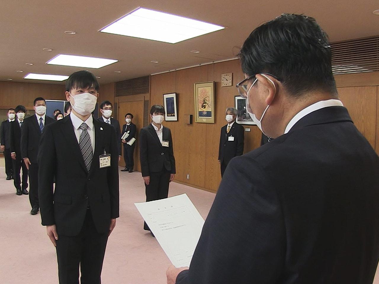4月1日は各地で入庁式や入社式が行われ、多くの若者が社会人として歩み始めました。...