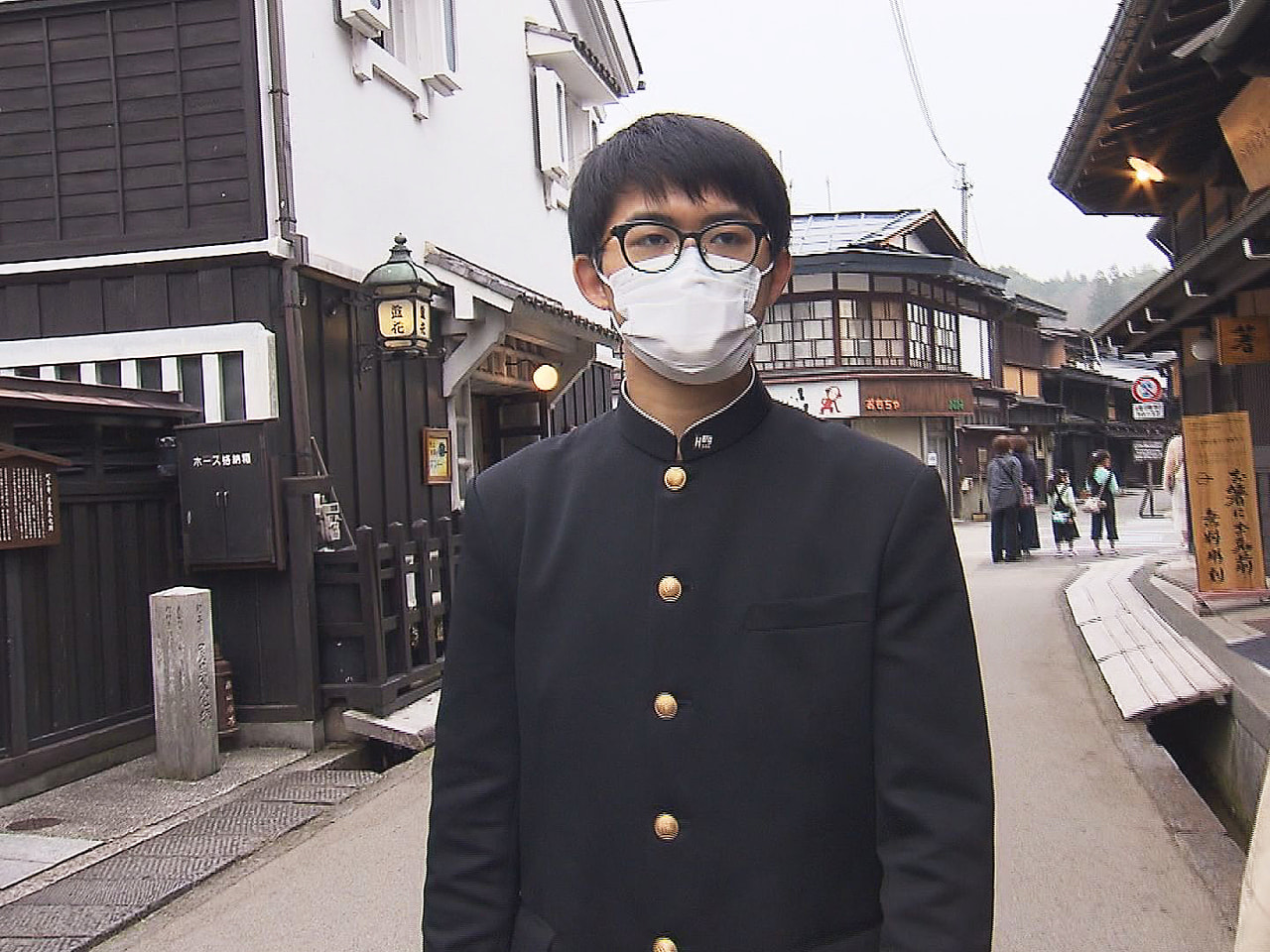 東京オリンピックの聖火リレーは3日、4日に岐阜県内で行われ164人、1団体のラン...