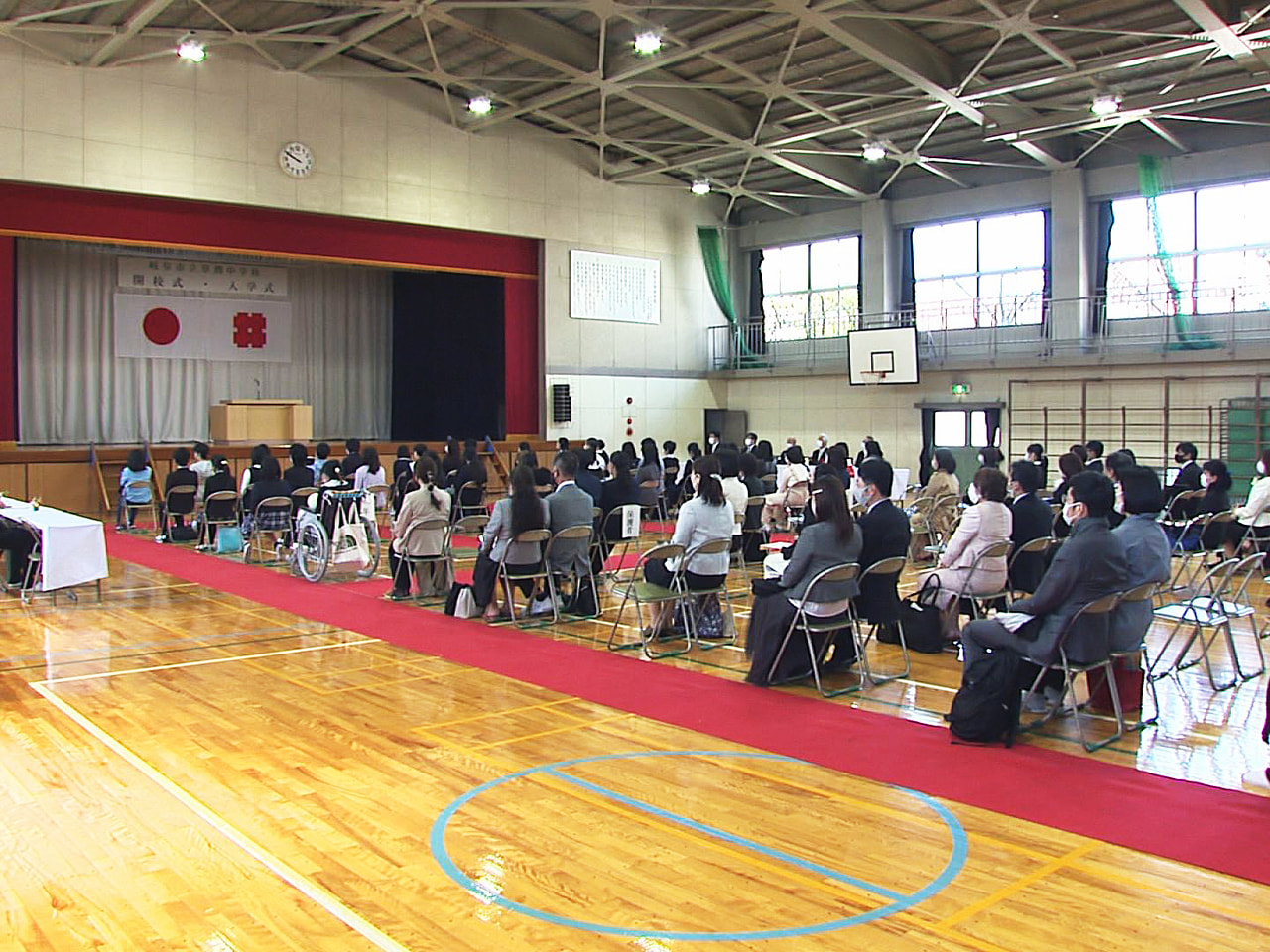 東海3県の公立学校では初めてとなる、不登校の生徒を対象にした岐阜市の「不登校特例...