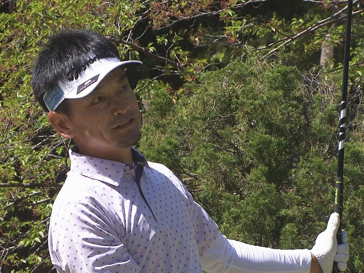 ゴルフの岐阜オープンクラシック2021は11日、各務原市須衛天狗谷の各務原カント...