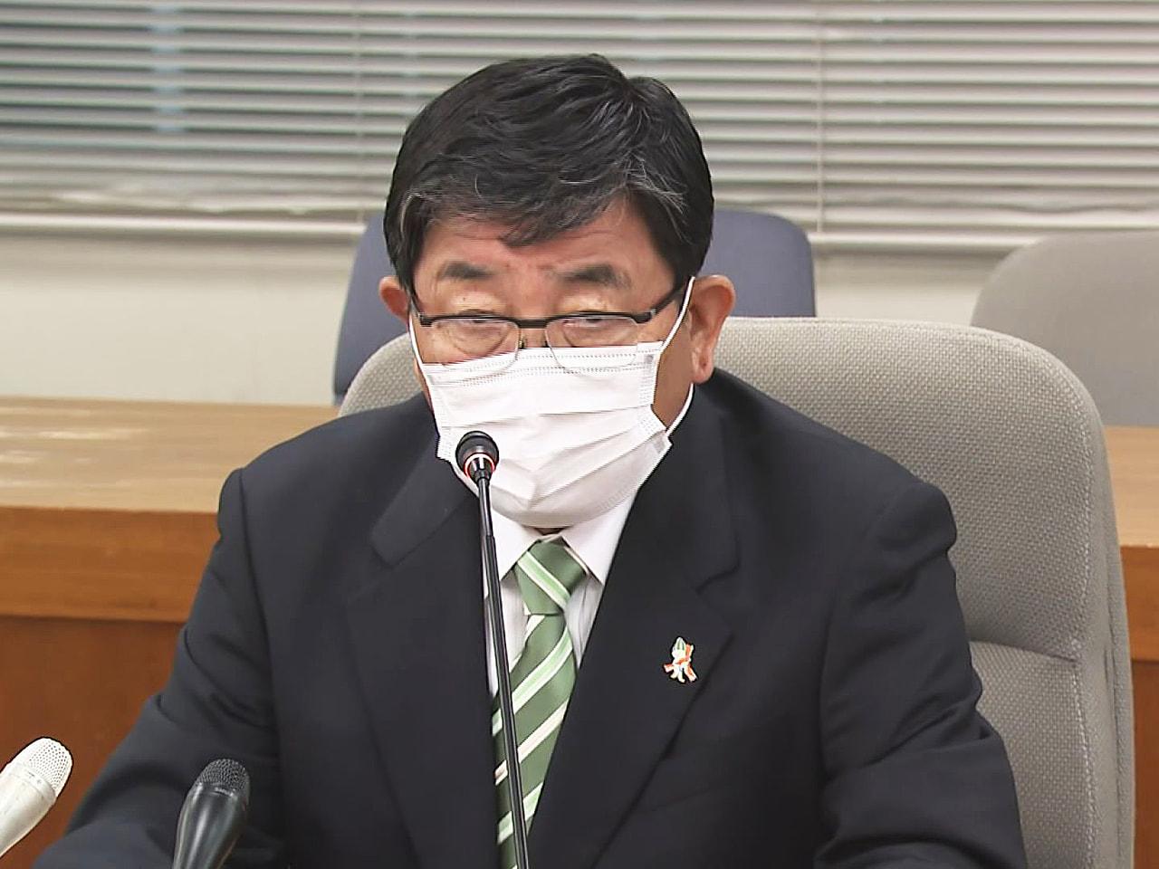 新型コロナウイルスの感染者が増えていることを受けて岐阜県の古田肇知事は会見し、次...