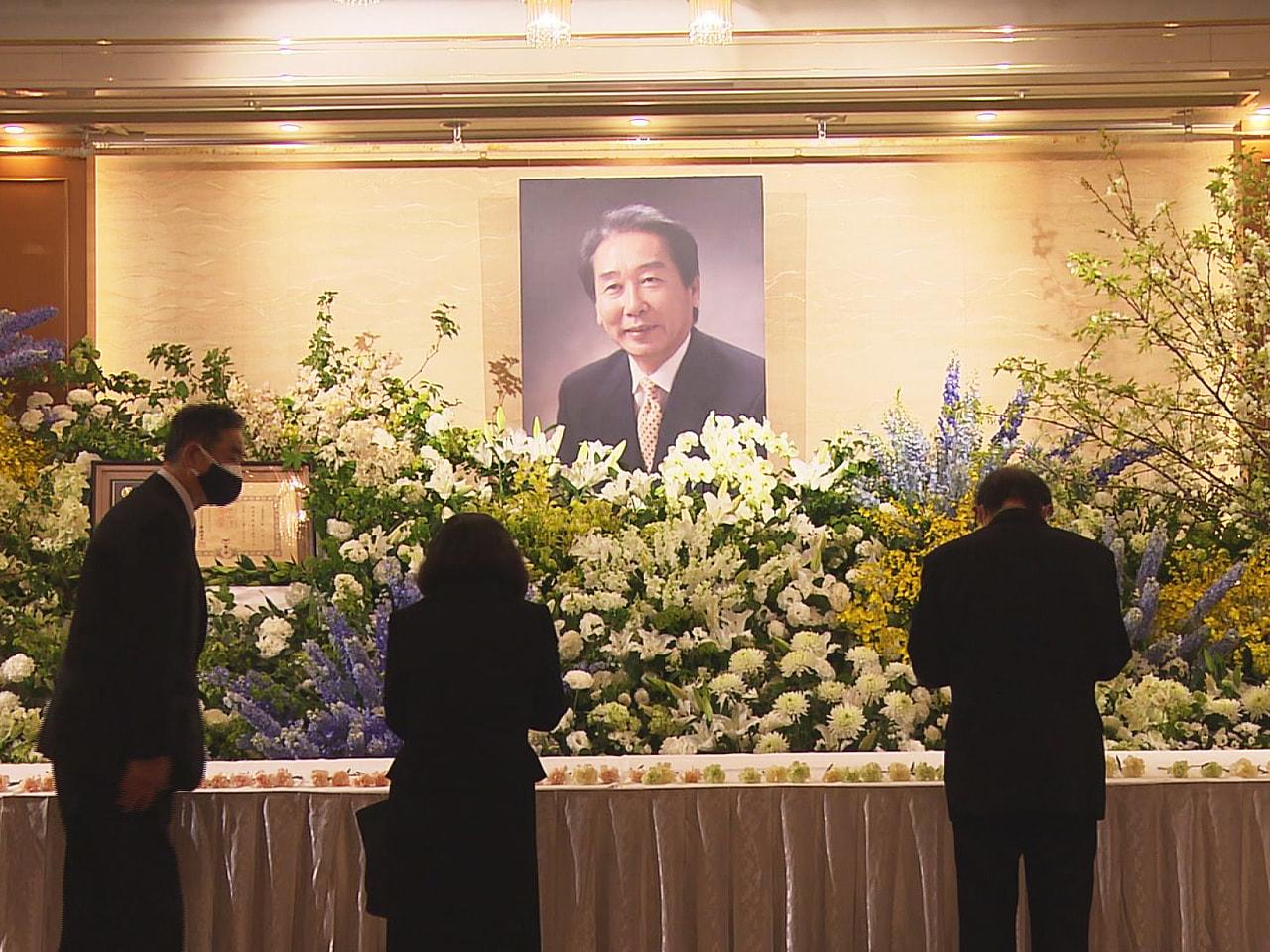 2020年4月、71歳で亡くなった細江茂光・前岐阜市長をしのぶ会が開かれ、各界か...