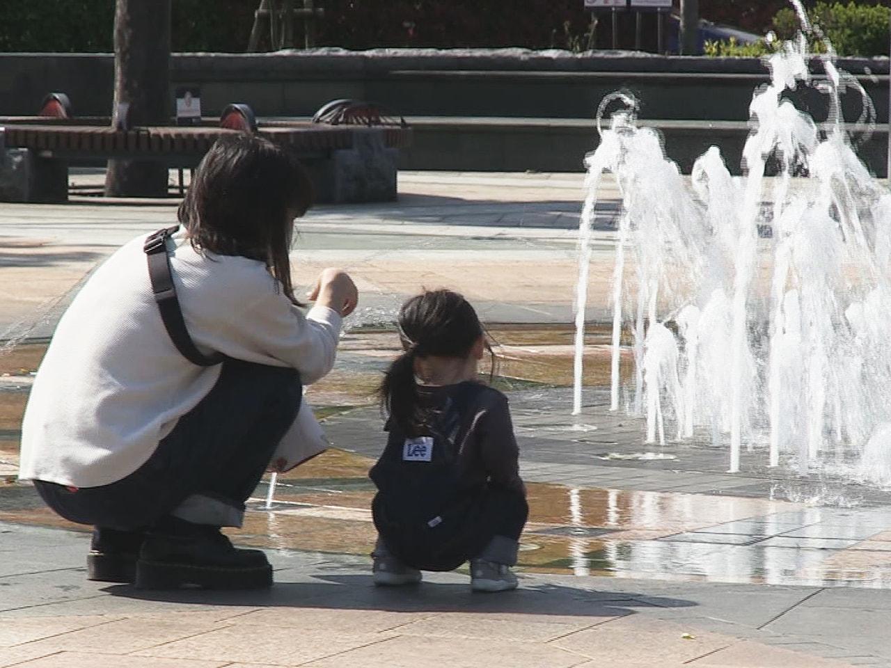 岐阜県内は21日もよく晴れて気温が上がり、多治見市と美濃市で最高気温が28度を超...