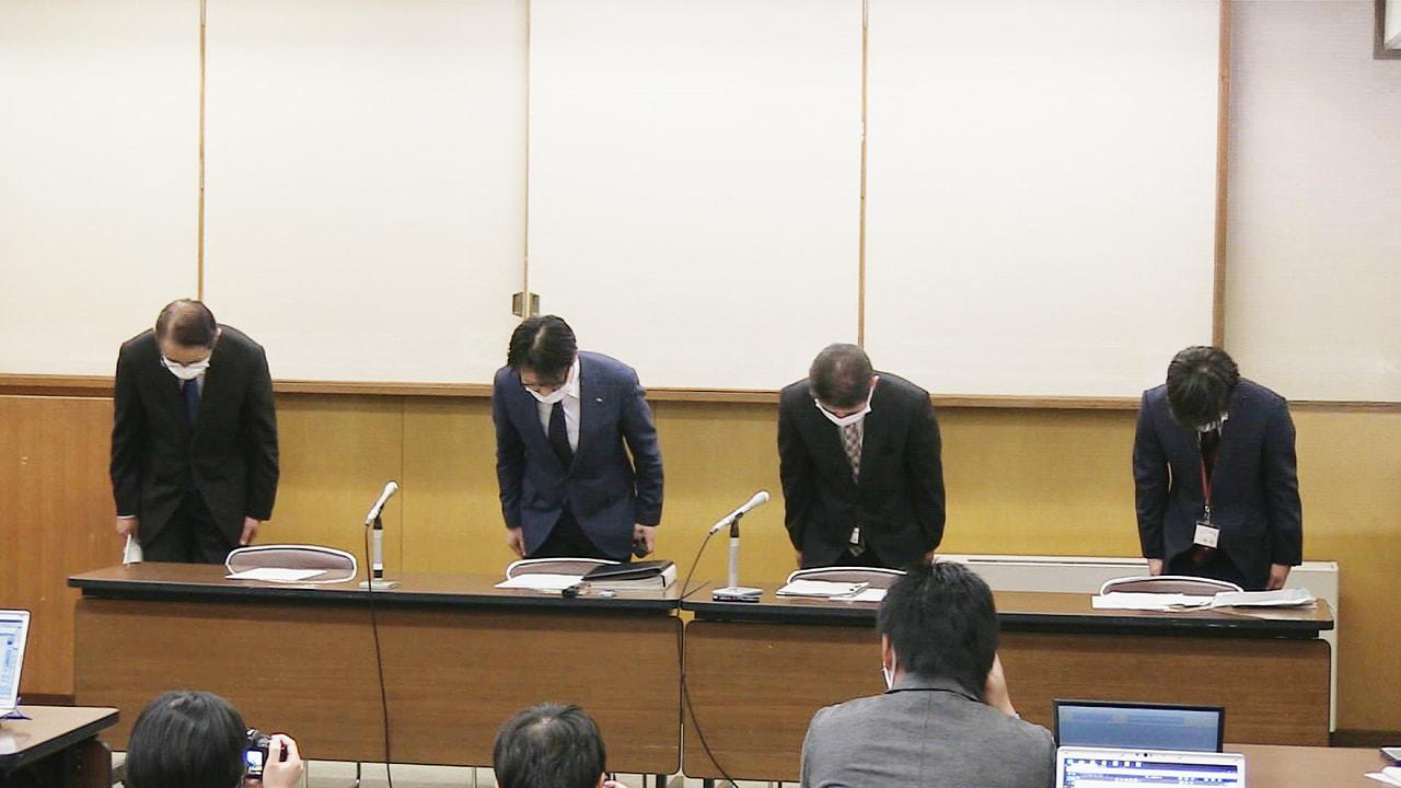 高齢者への新型コロナウイルスのワクチン接種を巡り、岐阜県各務原市の高齢者施設で3...