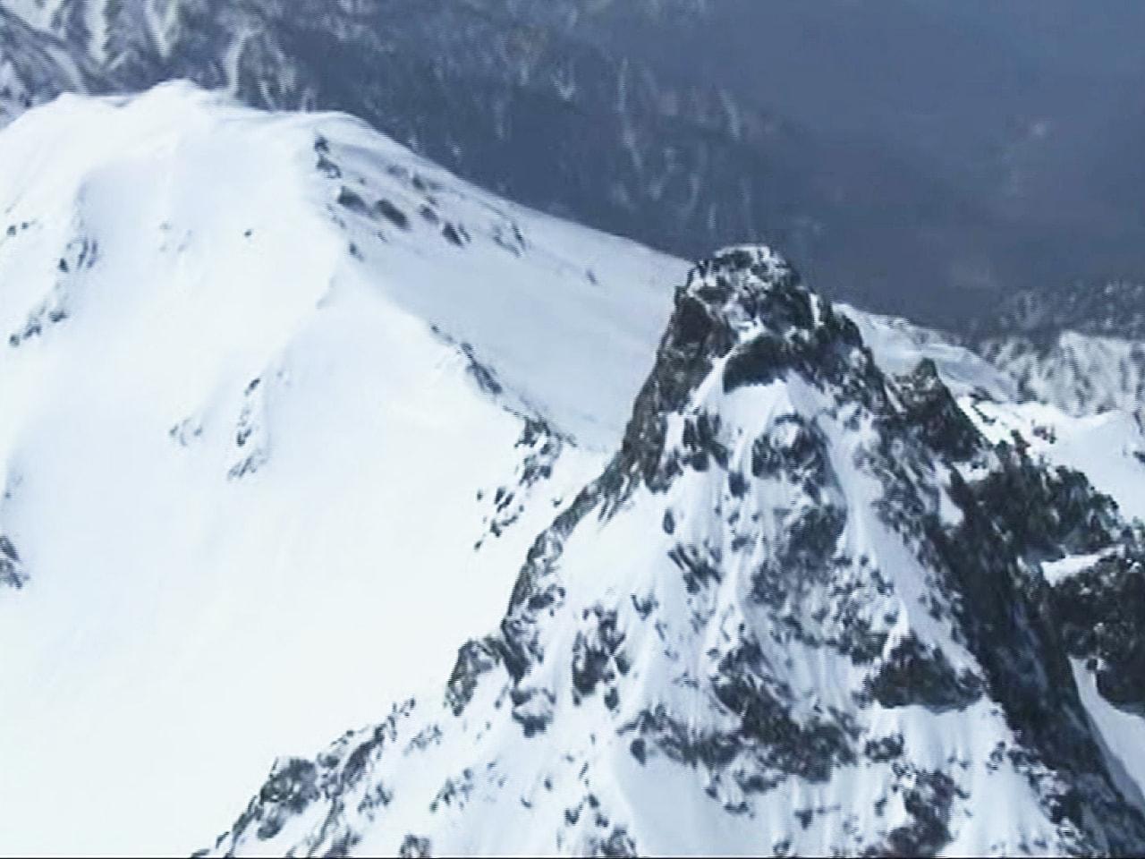 北アルプス槍ケ岳(やりがたけ)で3日、登山をしていた中津川市の男性ら3人が遭難し...