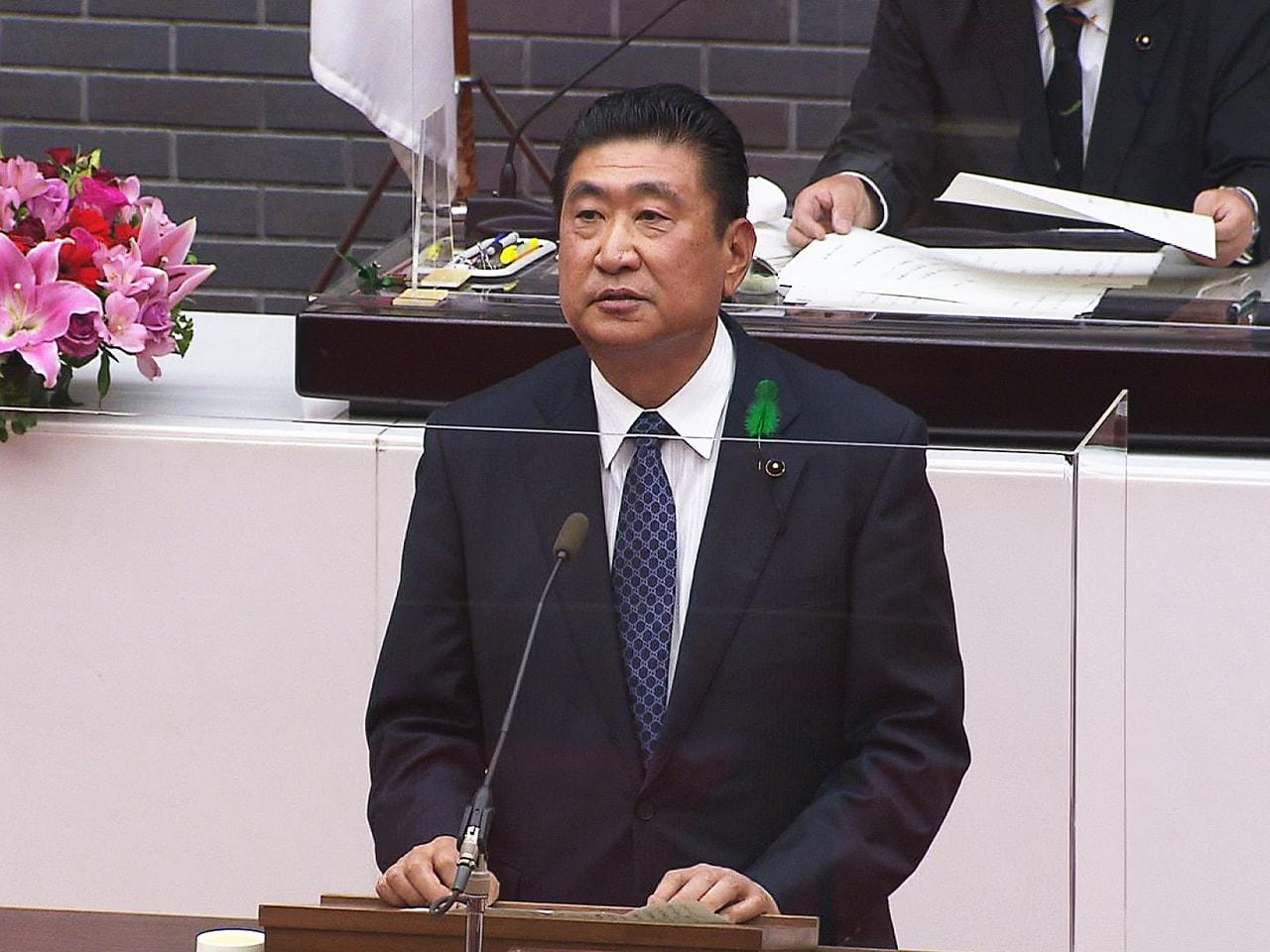 岐阜県議会は7日、臨時会を開き、新たな議長に関市・美濃市選挙区選出で、県政自民ク...