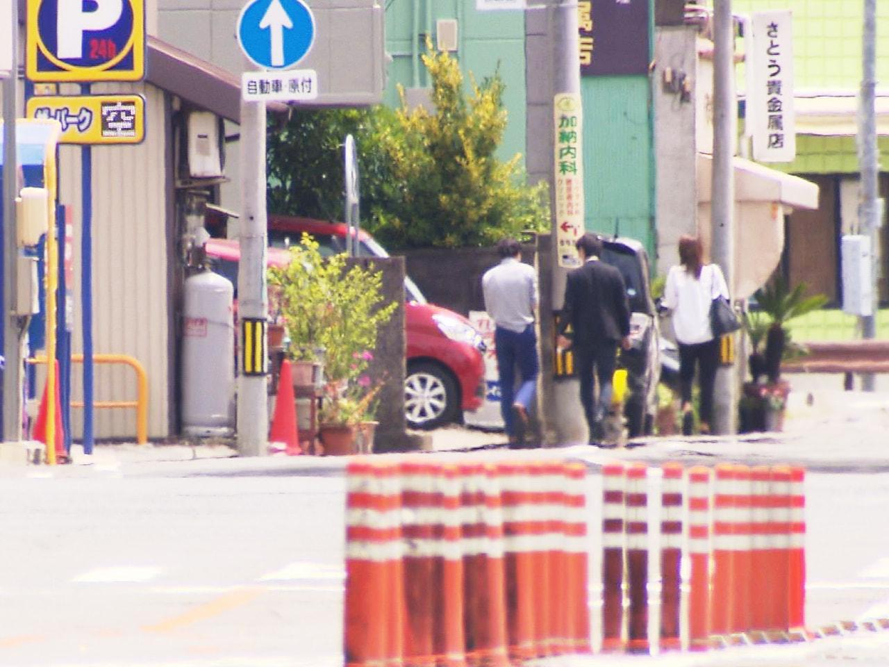 14日の岐阜県は、晴れて午前中から気温が上がり、岐阜市や多治見市などで2021年...