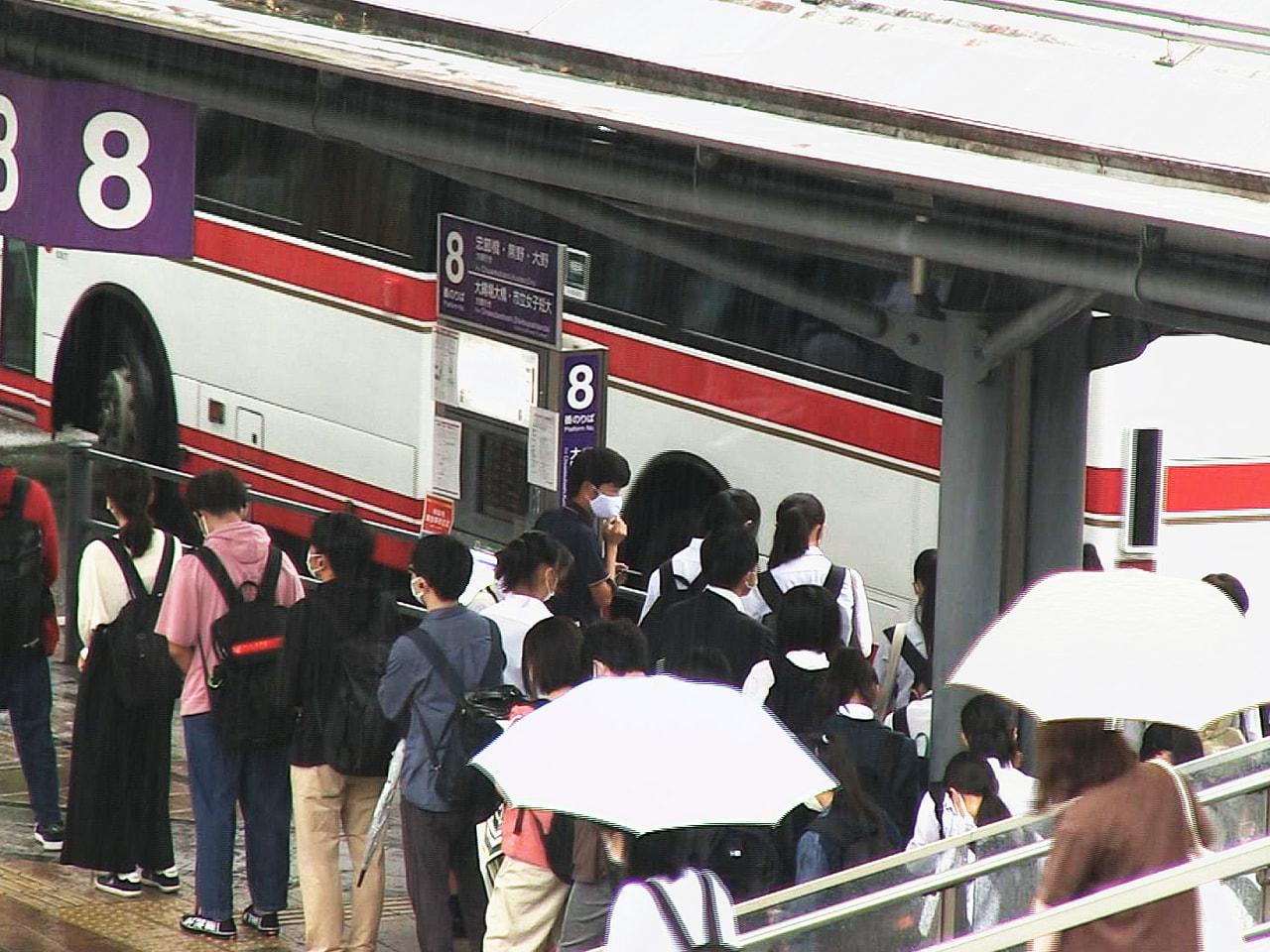 低気圧や前線の影響で4日の岐阜県は局地的に激しい雨が降りました。 雨のピークは過...