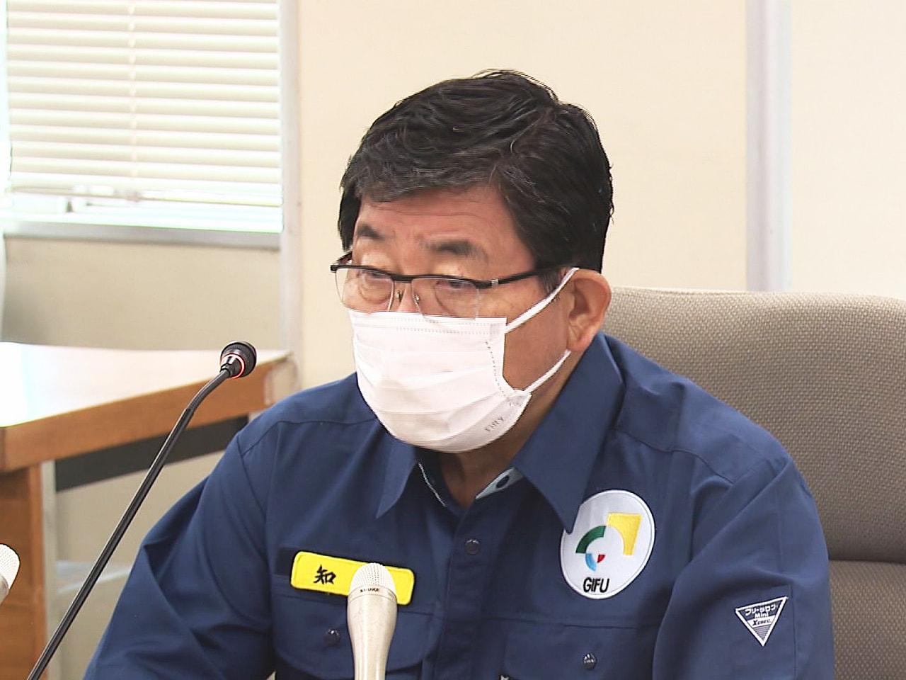 新型コロナウイルスの一般向けのワクチン接種について、岐阜県は8日、基礎疾患がある...