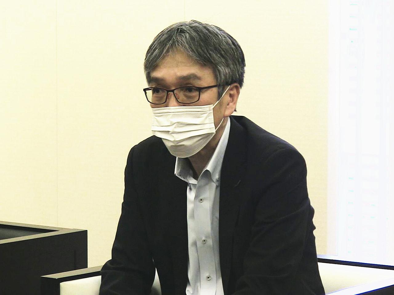 中部電力で岐阜県を担当する水谷仁副社長が9日、岐阜放送を訪れ、地域貢献への意気込...