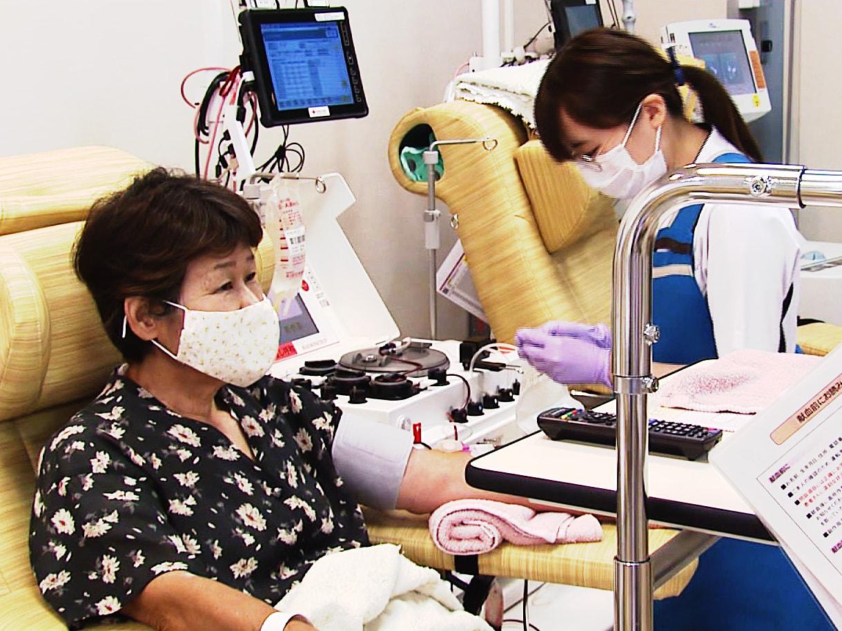 6月14日は『世界献血者デー』です。 長期化する新型コロナウイルスの影響で、岐阜...