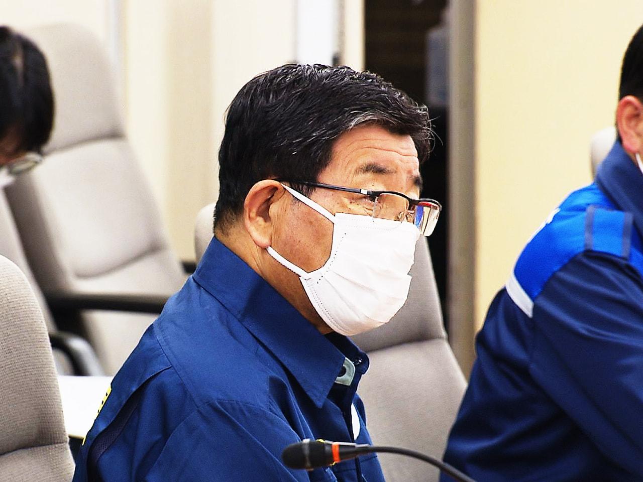 6月20日に期限を迎える新型コロナウイルスのまん延防止等重点措置について、岐阜県...