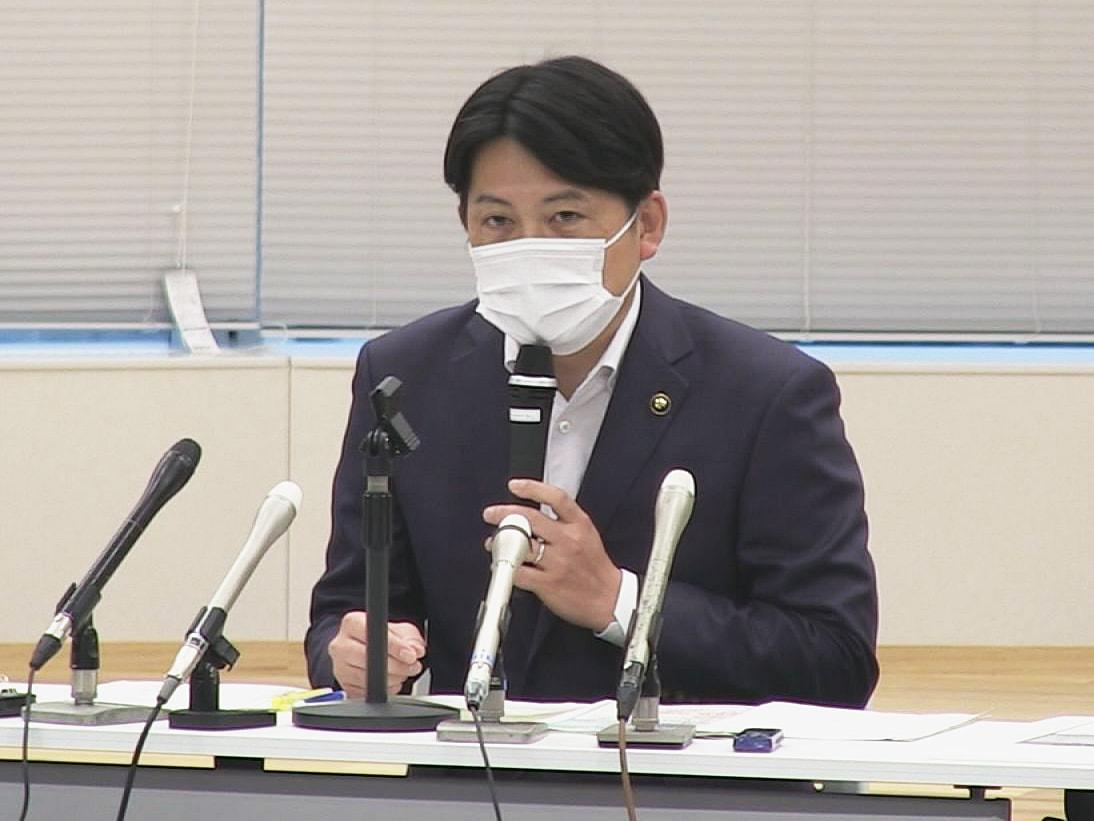 岐阜市は独自で出している緊急事態宣言について、18日の対策本部会議で20日に解除...