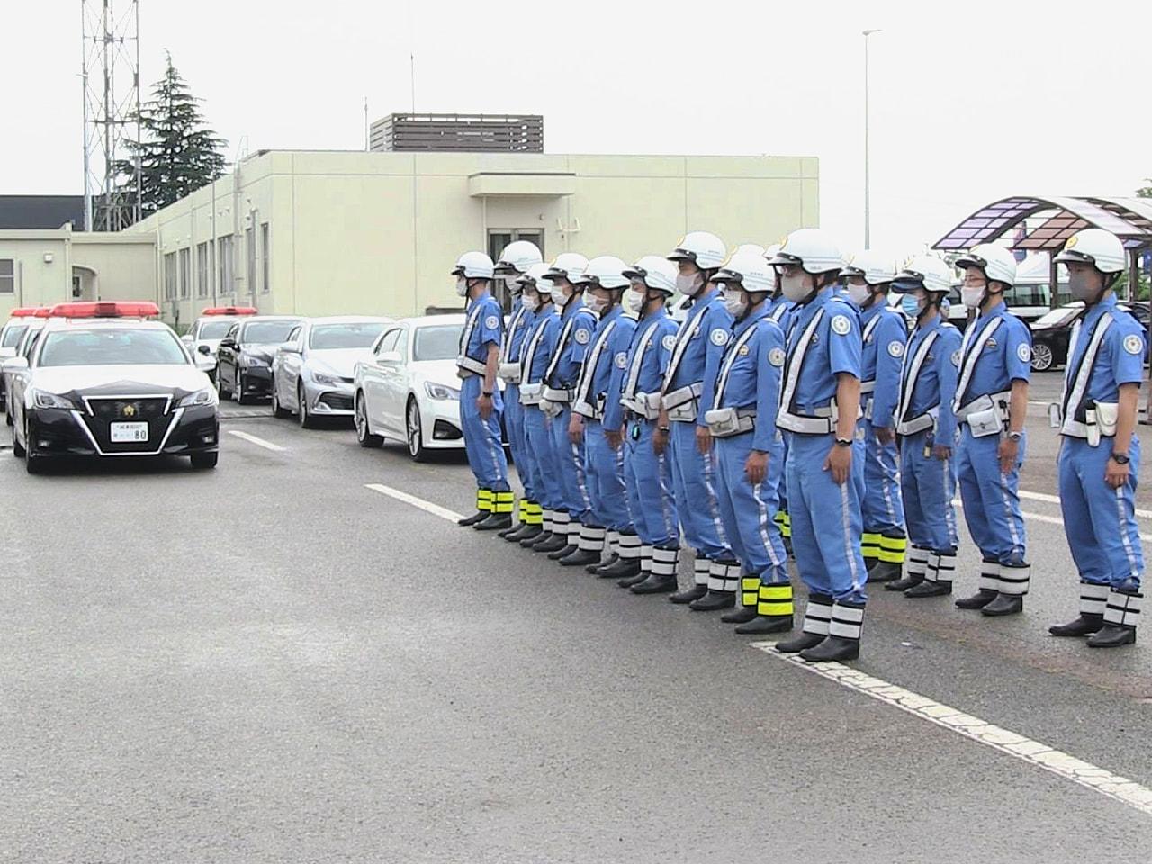 急ブレーキや車間距離を取らないなどのあおり運転への罰則が強化された改正道路交通法...