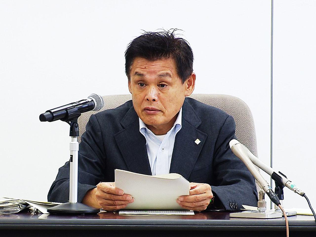 馬券の不正購入問題でレースの自粛が続く笠松競馬について、岐阜県地方競馬組合は9日...