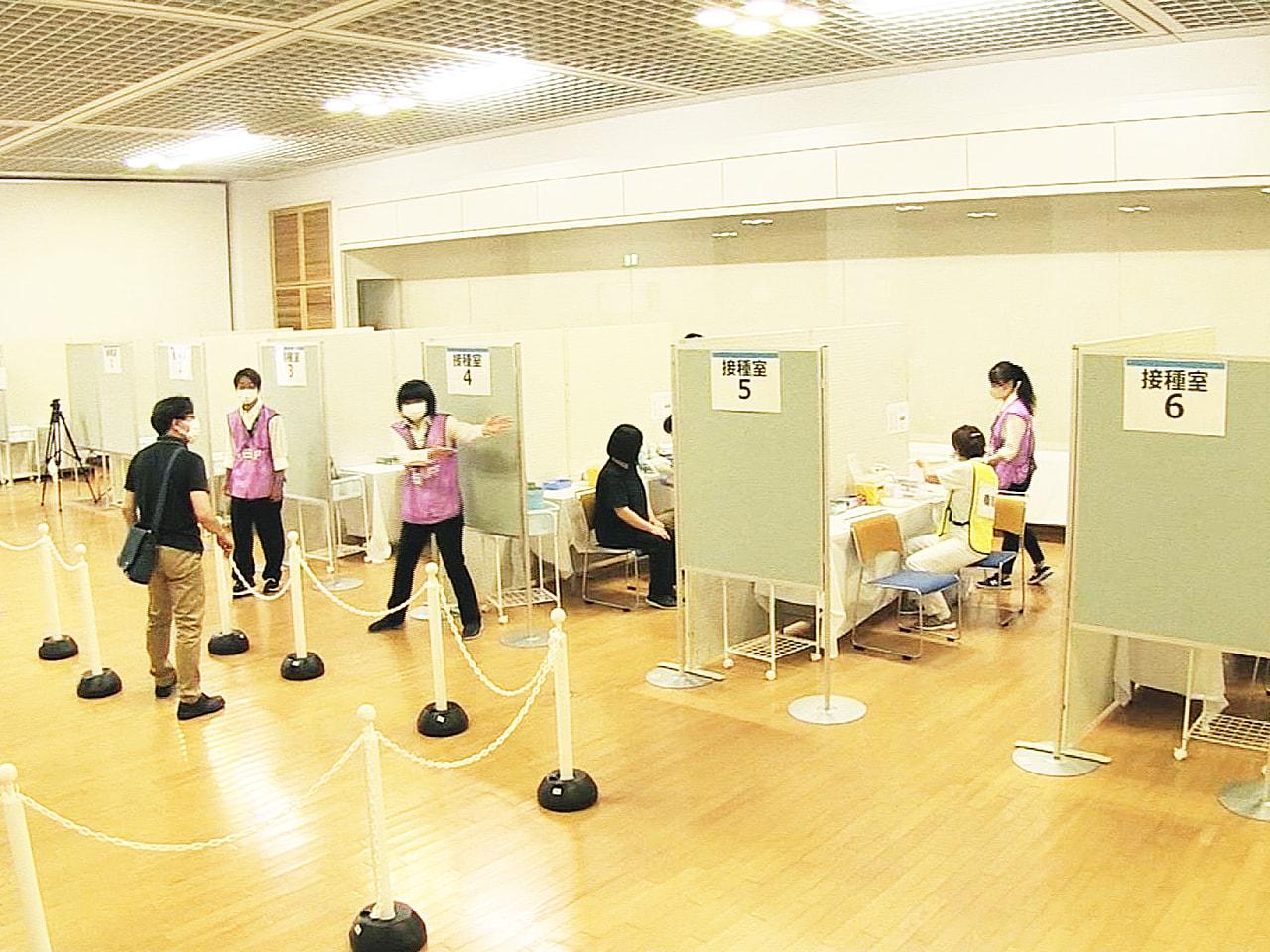 岐阜県は新型コロナワクチンの大規模接種会場を、新たに飛騨圏域に設置しました。 飛...