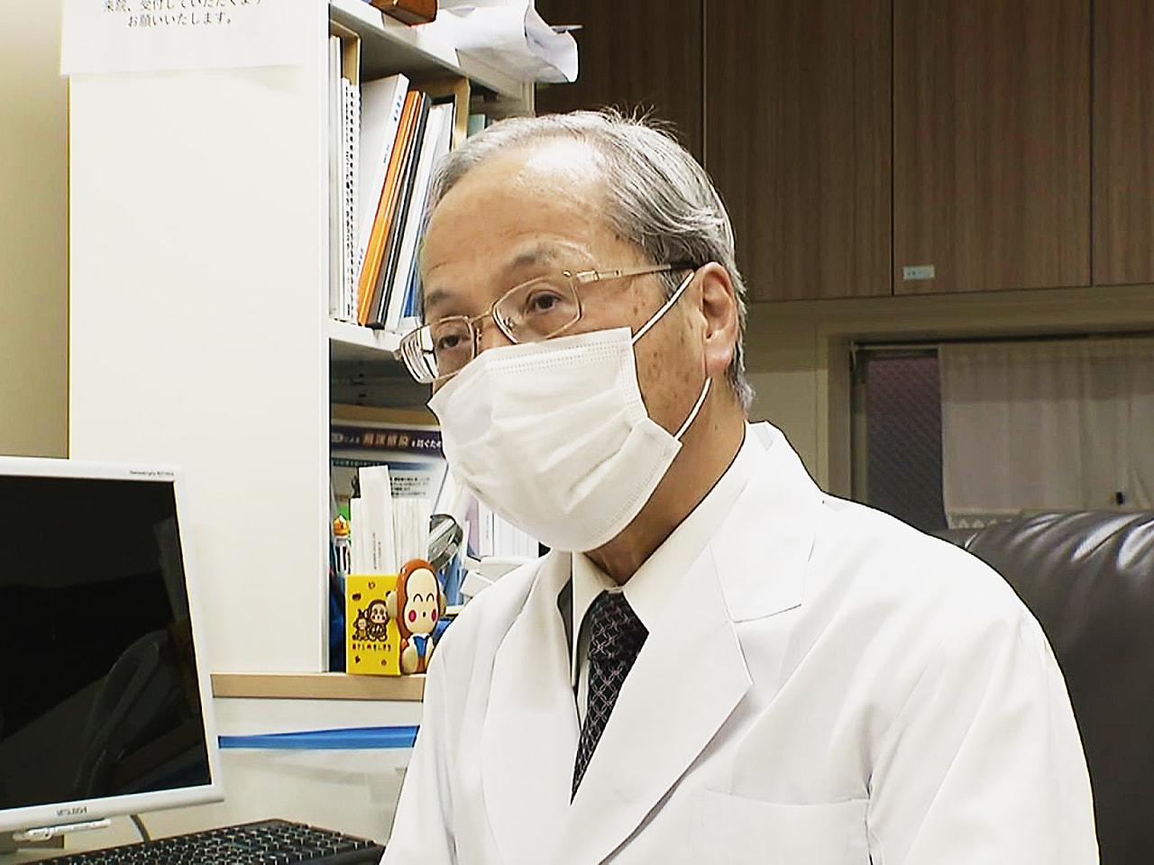 岐阜県の専門家会議メンバーで、県医師会の河合直樹会長が11日夜、ぎふチャンラジオ...