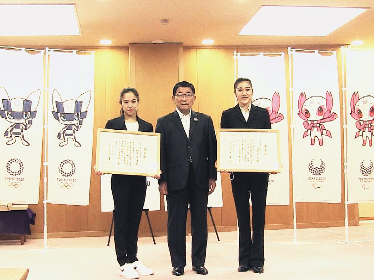 東京オリンピックの新体操団体総合で、8位に入賞した日本代表「フェアリージャパン」...