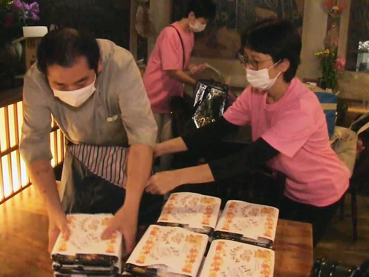 新型コロナウイルスの影響で、経済的な理由などから子どもたちの夕食を用意するのが難...