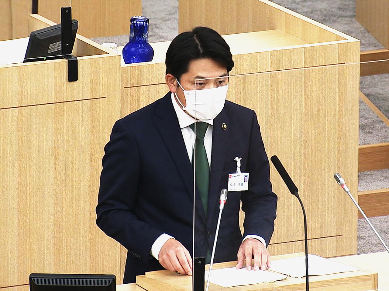 岐阜市の柴橋正直市長は13日、2022年2月の任期満了に伴う市長選挙に再選を目指...