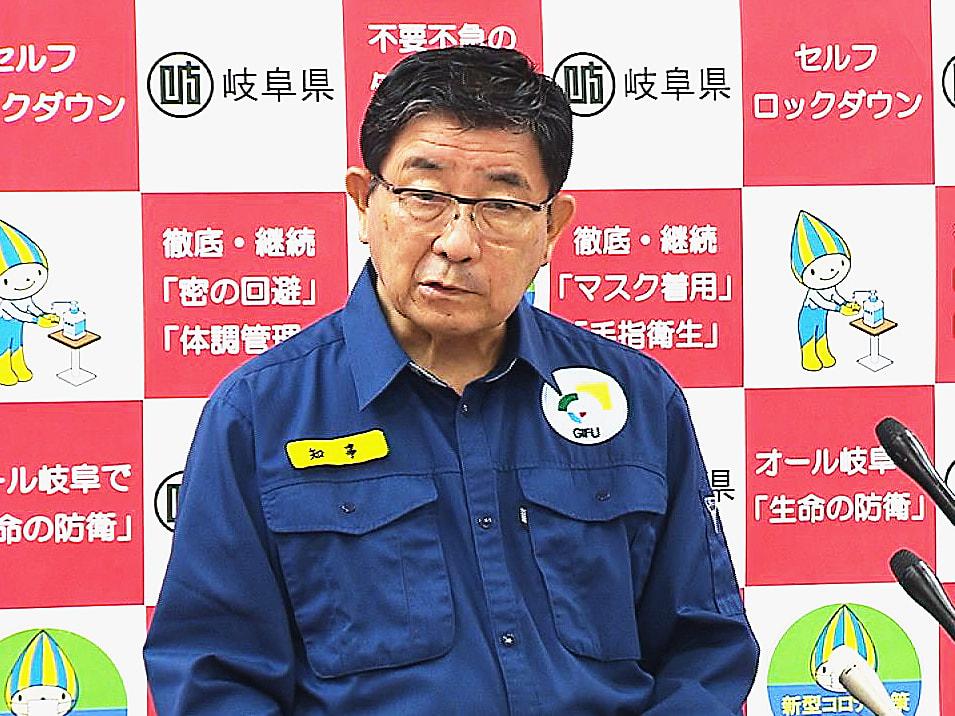 岐阜県で1カ月にわたって余儀なくされた新型コロナの自宅療養者は、19日時点で再び...