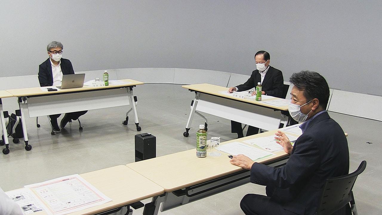 放送法に基づく岐阜放送の番組審議会が開かれ、ラジオの新コーナーについて意見が交わ...