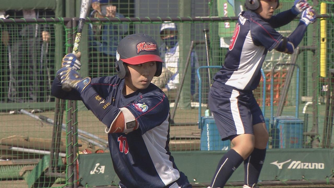 ソフトボールの日本リーグ女子1部は11日、大垣市北公園野球場などで第2節の2日目...