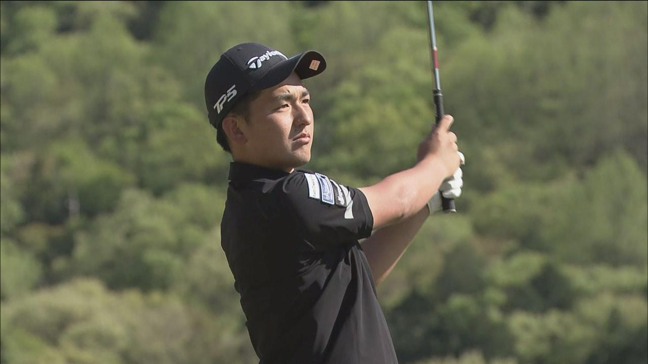 ゴルフの岐阜オープンクラシック2021は10日、各務原市須衛天狗谷の各務原カント...