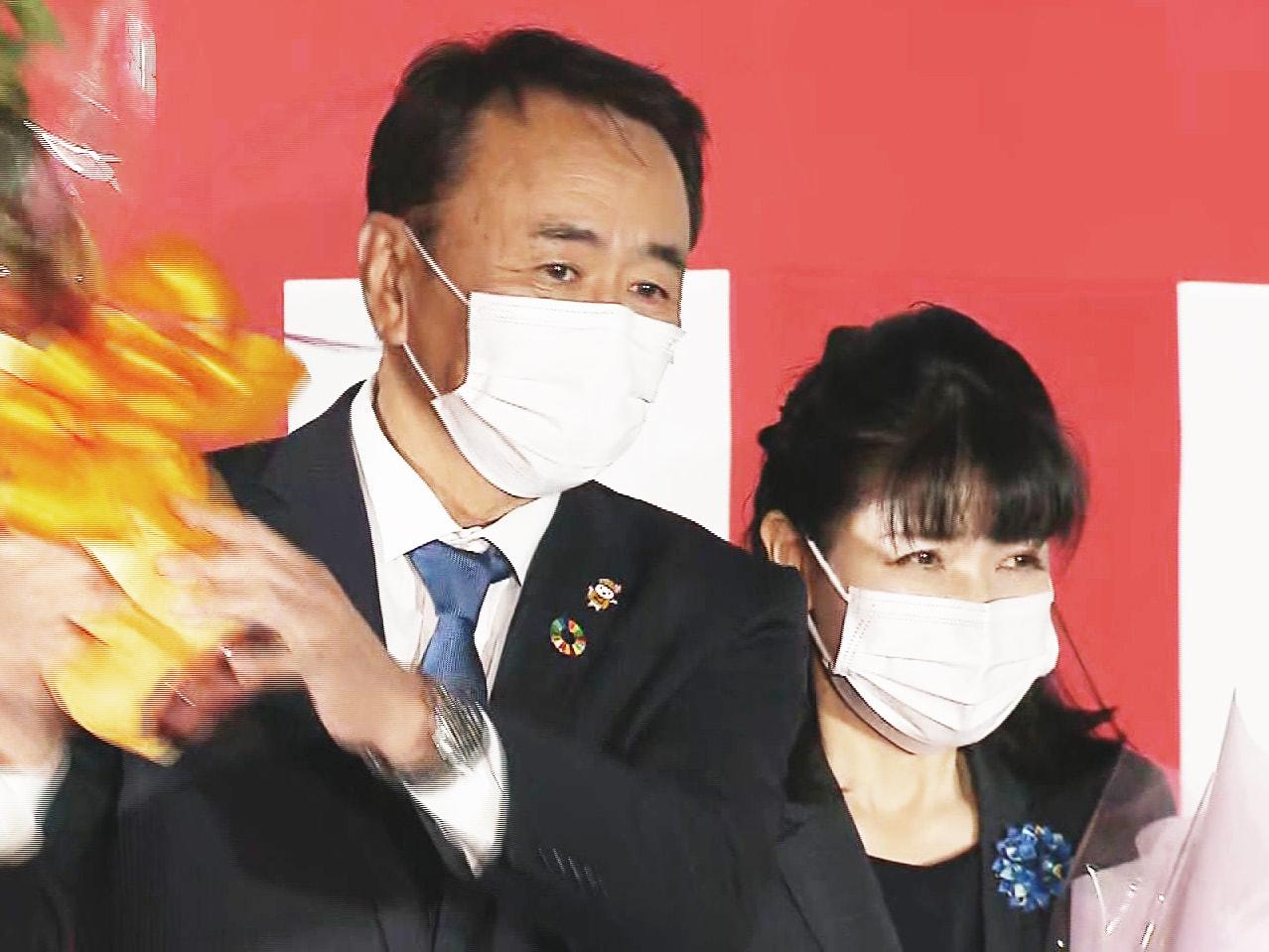 任期満了に伴う岐阜県大垣市の市長選挙は18日投票され、無所属新人で元大垣市議会議...