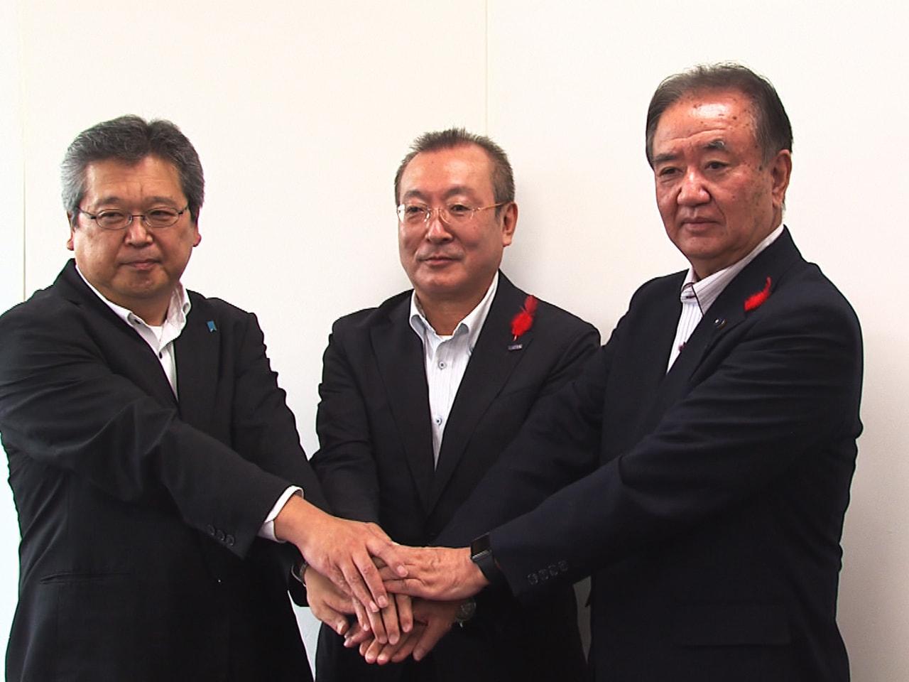 10月31日に予定される衆議院選挙に向けて、立憲民主党と国民民主党の岐阜県組織、...