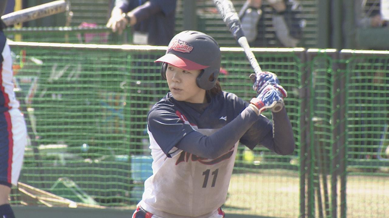 ソフトボールの日本リーグ女子1部は10日、大垣市北公園野球場などで第2節の1日目...